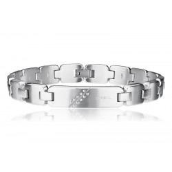 Buy Breil Men's Bracelet Bodywork TJ1825
