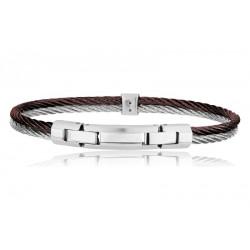 Breil Men's Bracelet Cable TJ1829