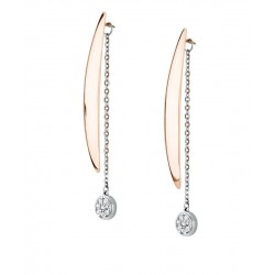 Breil Ladies Earrings Airy TJ1840