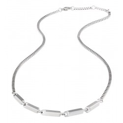 Breil Men's Necklace Cube TJ1842
