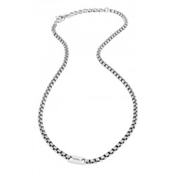 Buy Breil Men's Necklace Blacken TJ1946