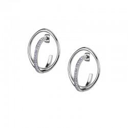 Breil Ladies Earrings Mezzanotte TJ2196
