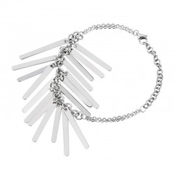 Buy Breil Ladies Bracelet Bangs TJ2216