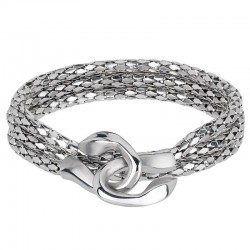 Buy Breil Ladies Bracelet Cobra M TJ2268