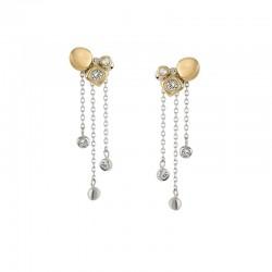 Buy Breil Ladies Earrings Zodiac TJ2292
