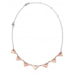 Buy Breil Ladies Necklace Rockers Jewels TJ2564