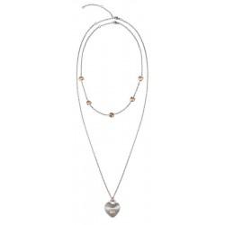 Buy Breil Ladies Necklace Kilos Of Love TJ2733