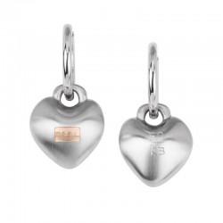 Buy Breil Ladies Earrings Kilos Of Love TJ2852