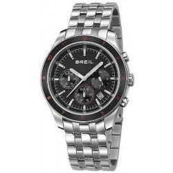 Breil Men's Watch Stronger TW1221 Quartz Chronograph