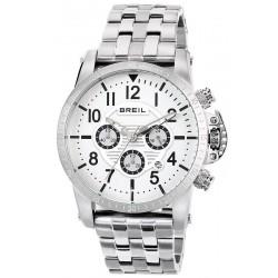 Breil Men's Watch Pilot TW1502 Quartz Chronograph
