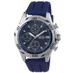 Breil Men's Watch Speedway TW1771 Solar Chronograph