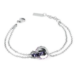 Buy Brosway Ladies Bracelet Romeo & Juliet BRJ18