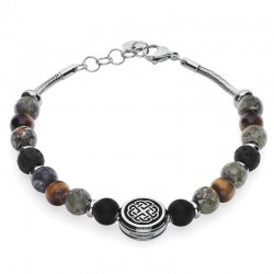 Buy Brosway Men's Bracelet TJ Man BTJNS96