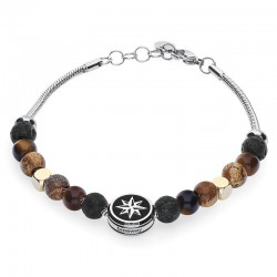 Buy Brosway Men's Bracelet TJ Man BTJNS97