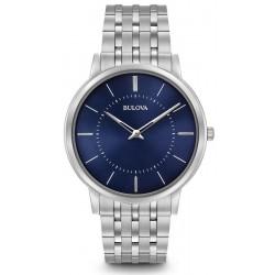 Buy Bulova Men's Watch Ultra Slim 96A188 Quartz