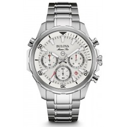 Buy Bulova Men's Watch Marine Star 96B255 Quartz Chronograph