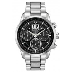 Buy Bulova Men's Watch Sutton Classic Quartz Chronograph 96B319