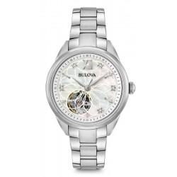 Buy Bulova Ladies Watch Classic Quartz 96P181