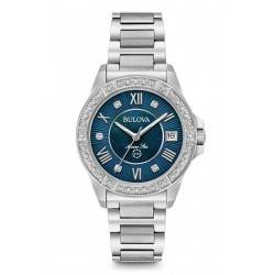 Bulova Ladies Watch Marine Star 96R215 Quartz