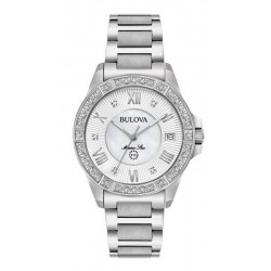 Bulova Ladies Watch Marine Star Quartz 96R232