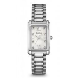 Buy Bulova Ladies Watch Diamonds 96S157 Quartz