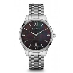 Buy Bulova Ladies Watch Diamonds 96S162 Quartz