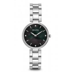 Buy Bulova Ladies Watch Diamonds 96S173 Quartz