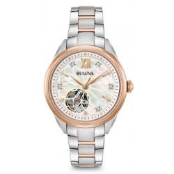 Buy Bulova Ladies Watch Classic Quartz 98P170