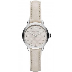 Buy Burberry Ladies Watch The Classic Round BU10105