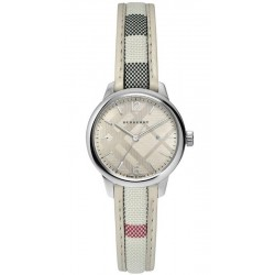 Buy Burberry Ladies Watch The Classic Round BU10113