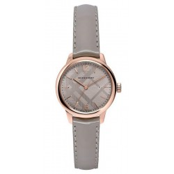 Buy Burberry Ladies Watch The Classic Round BU10119
