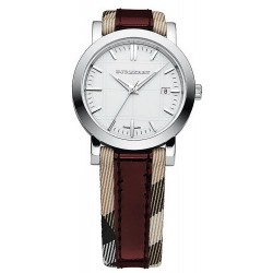 Buy Burberry Ladies Watch Heritage Nova Check BU1397