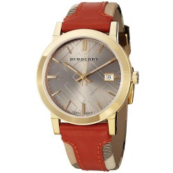 Burberry Ladies Watch Heritage Nova Check BU9016