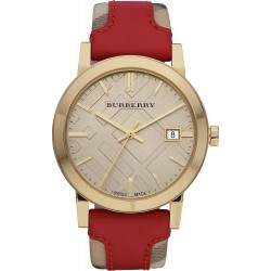 Buy Burberry Ladies Watch Heritage Nova Check BU9017