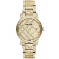 Buy Burberry Ladies Watch The City BU9038