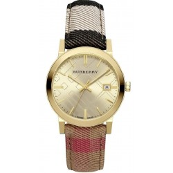 Buy Burberry Ladies Watch The City BU9041