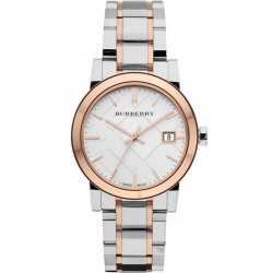 Buy Burberry Ladies Watch The City BU9105