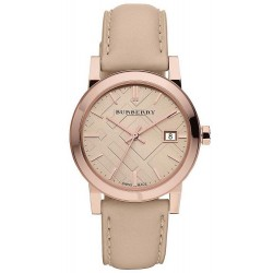 Buy Burberry Ladies Watch The City BU9109