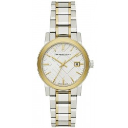 Buy Burberry Ladies Watch The City BU9115