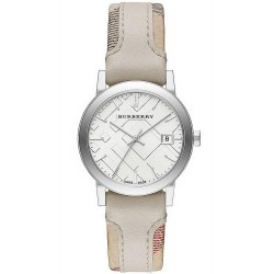 Buy Burberry Ladies Watch Heritage Nova Check BU9132