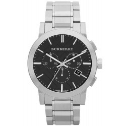 Buy Burberry Men's Watch The City BU9351 Chronograph