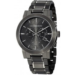 Buy Burberry Men's Watch The City BU9354 Chronograph