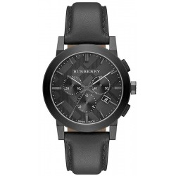 Buy Burberry Men's Watch The City BU9364 Chronograph