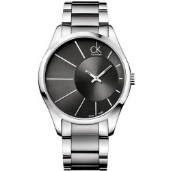 Buy Calvin Klein Men's Watch Deluxe K0S21108
