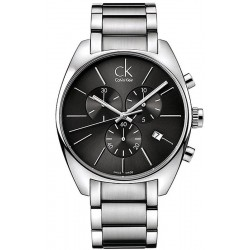 Buy Calvin Klein Men's Watch Exchange Chronograph K2F27161