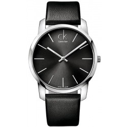 Calvin Klein Men's Watch City K2G21107
