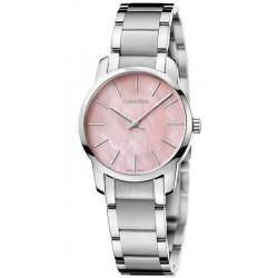 Buy Calvin Klein Ladies Watch City K2G2314E