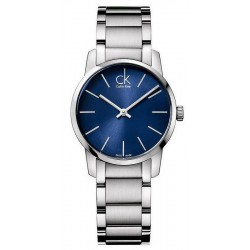 Buy Calvin Klein Ladies Watch City K2G2314N