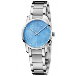 Buy Calvin Klein Ladies Watch City K2G2314X