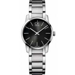 Buy Calvin Klein Ladies Watch City K2G23161